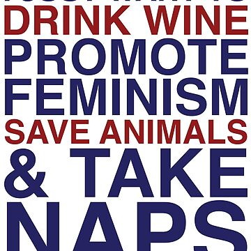 Feminist Wine Club by morethanno