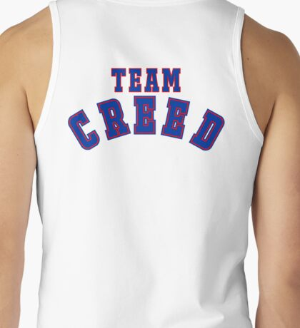 Team CREED Tank Top