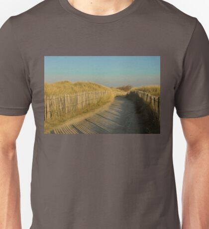 Path through the dunes T-Shirt