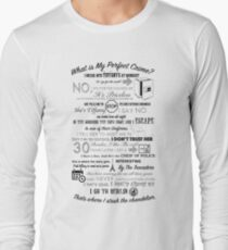The Office: Dwight's Perfect Crime T-Shirt
