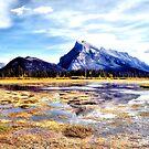 Mt Rundle - Banff, Alberta, Canada by Laurast