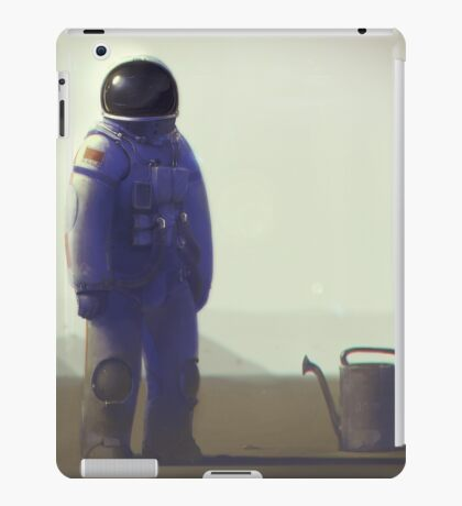 The Girl From Earth iPad Case/Skin