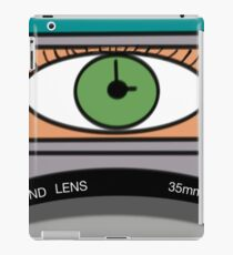 Seeing Millaseconds iPad Case/Skin