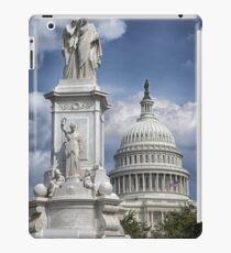 Washington DC iPad Case/Skin