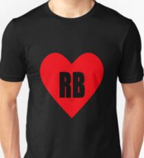 Redbubble - Valentine's Day Hearts - (Designs4You) Unisex T-Shirt