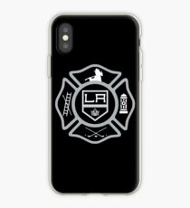 LAFD - Kings style iPhone Case