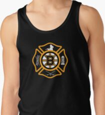Boston Fire - Bruins style Tank Top