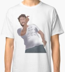 Charlie - Wade Boggs Style! Classic T-Shirt