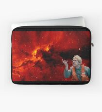 Angry Space Boy Laptop Sleeve