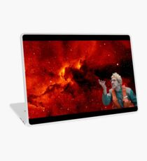 Angry Space Boy Laptop Skin