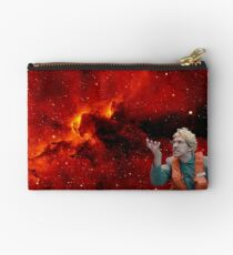Angry Space Boy Studio Pouch