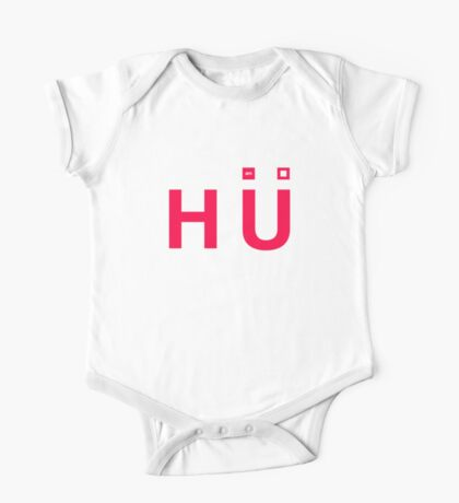HU AM I Kids Clothes