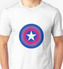 Captain Bisexual Unisex T-Shirt