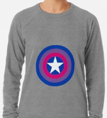 Captain Bisexual Lightweight Sweatshirt