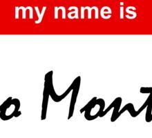 Hello My Name Is Inigo Montoya Sticker