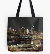 Cincinnati from Devou Tote Bag
