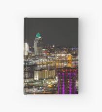 Cincinnati from Devou Hardcover Journal