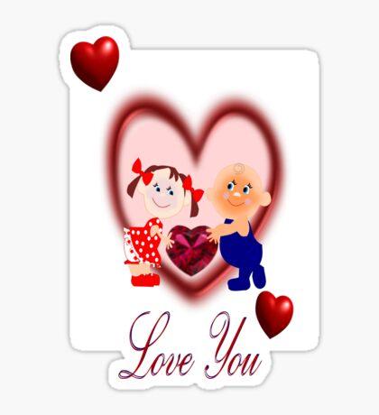 Love you ( 1210 Views) Sticker