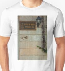 Faculty of Law - Santiago T-Shirt