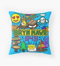 Bryn Mawr Throw Pillow