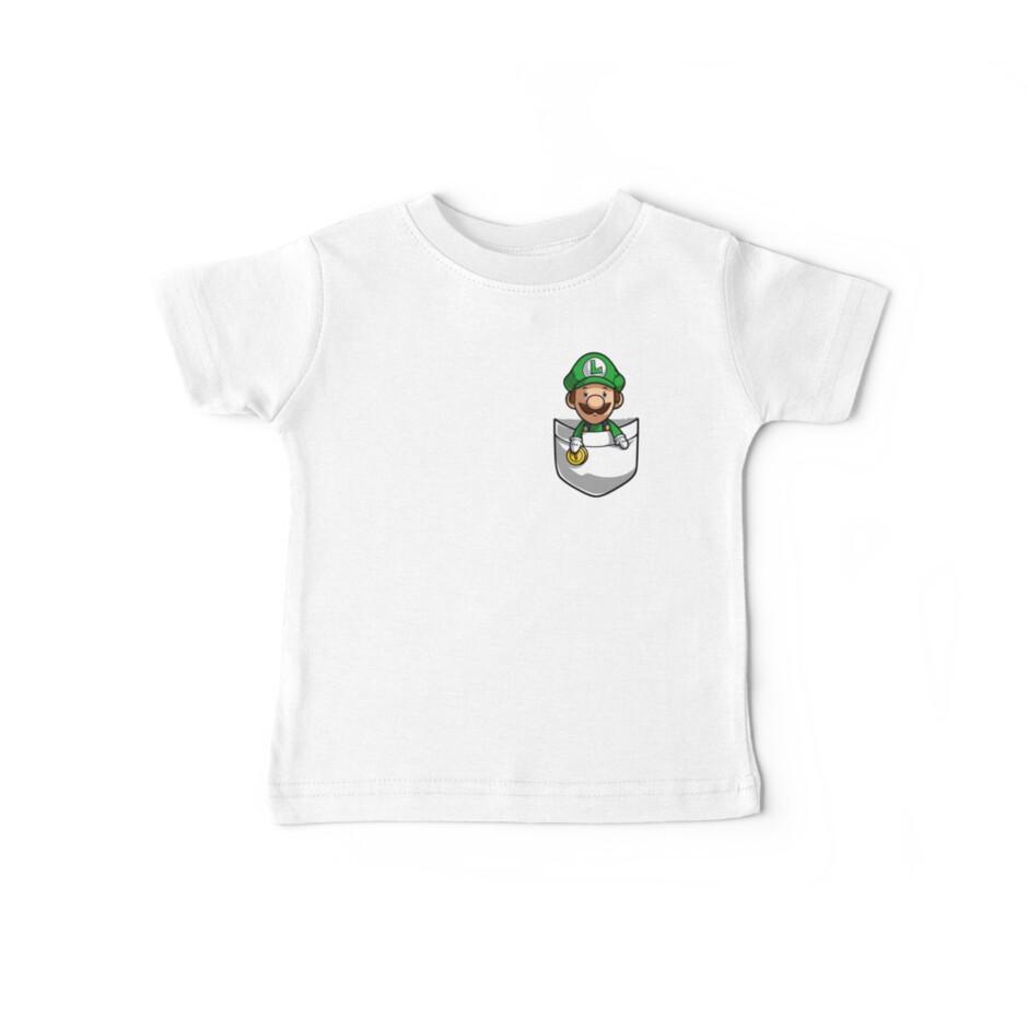 Tasche Luigi Tshirt von Purrdemonium