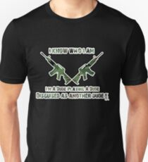 Tropic Thunder - I'm A Lead Farmer (Robert Downey Jr) Unisex T-Shirt