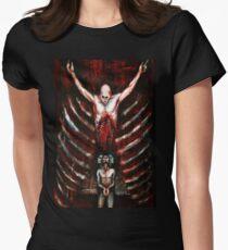 Forsaken Womens Fitted T-Shirt