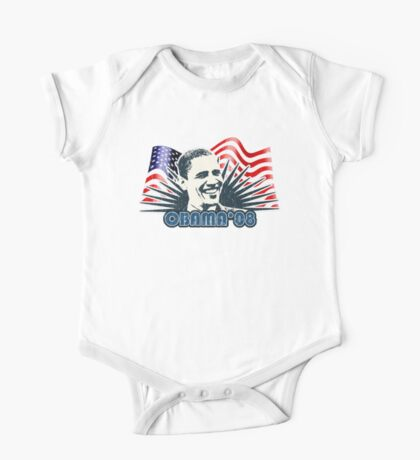 Barack Obama Signature Kids Clothes