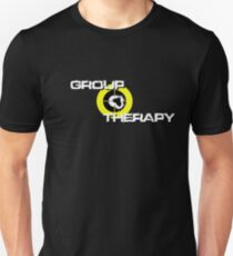 Group Therapy  - white text T-Shirt