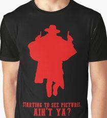 The Hateful Eight - Samuel L. Jackson Graphic T-Shirt