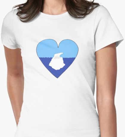 Polar Bear Love T-Shirt