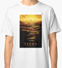 Titan: Ride the Tides Through the Throat of the Kraken Classic T-Shirt