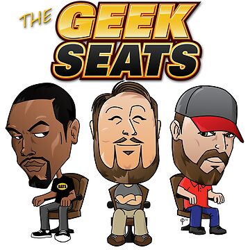 The Geeks Seats by whothefugawe
