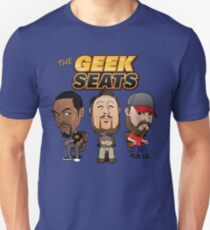 The Geeks Seats T-Shirt