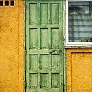 The Green Door by photograham