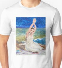 Riverbed Dancer Unisex T-Shirt