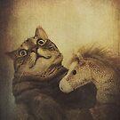 Tasha and her pony by jodi payne
