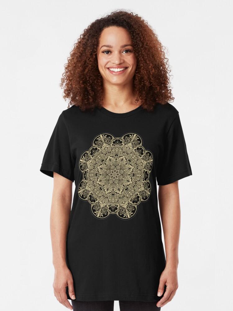 Alternate view of Winya No. 78 Slim Fit T-Shirt