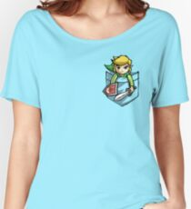Pocket Link  Women's Relaxed Fit T-Shirt