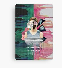 we're the things that love destroys Canvas Print