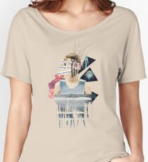 we're the things that love destroys Women's Relaxed Fit T-Shirt