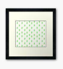 Cactiparty OG Framed Print