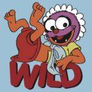 Muppet Babies - Baby Animal - Wild by DGArt