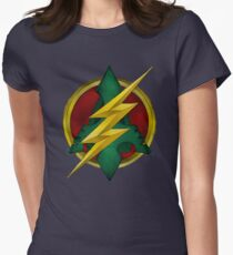 Camiseta entallada para mujer Flash-Arrow