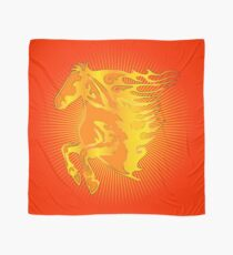 Horse Fire Scarf