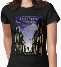 Portonuovo 1 Women's Fitted T-Shirt