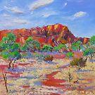 Kings Canyon  by Virginia McGowan