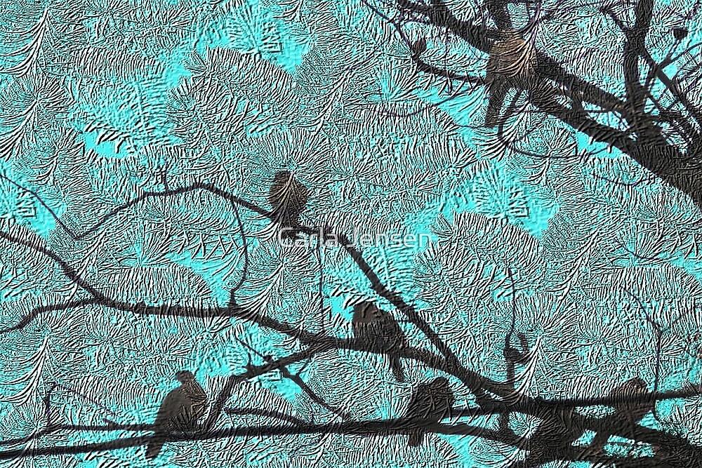Winter Solace by Carla Jensen