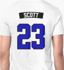 Nathan Scott 23 Jersey Unisex T-Shirt