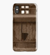 Decayed Theatre Stage iPhone Case/Skin